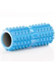 Gymstick masažni valj Active Barrel roller 33 cm, moder