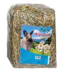 Fiory seno za glodalce, s kamilico Alpiland, 500 g