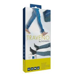 Sigvaris dokolenke Traveno AD-3021, modre