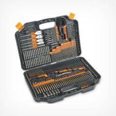 VonHaus 246-dijelni set alata za bušenje
