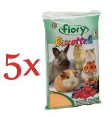 Fiory biskvit za glodalce, gozdni sadeži, 5 x 35 g
