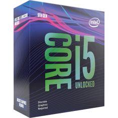 Intel procesor Core i5 9600KF BOX, Coffee Lake