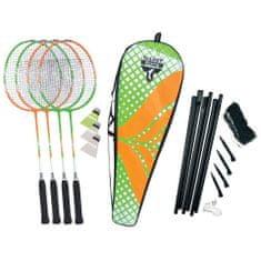 Talbot Torro badminton set 4-Attacker Plus