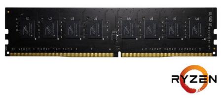 GEIL pomnilnik (RAM) Pristine AMD Edition 4GB, DDR4, 2666MHz, DIMM (GAP44GB2666C19SC)