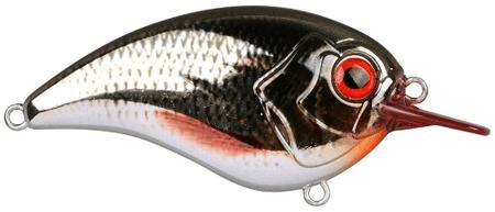 Spro Wobler Ikiru Flat Crank 55 Crome Roach 5,5 cm 8 g