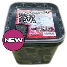 Bait-Tech Peletový Mix Bloodworm Spod & PVA Micro Pellet 2,5 kg