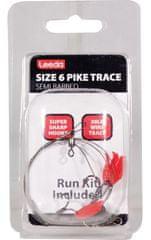 Leeda Dravcový systém Pike Trace Semi Barbed veľ.6