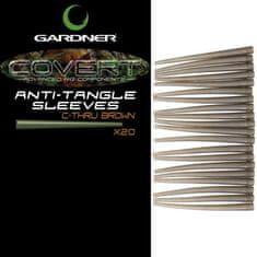 Gardner Gumičky Proti Zamotaniu Covert A / T Sleeves C-Thru