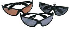 Snowbee Okuliare Čierne sklá + Púzdro zadarmo
