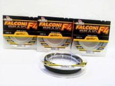 Falcon šnúra F4 Braid 100 m green