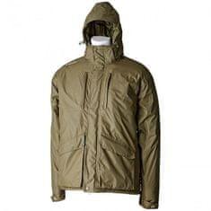 Trakker Vodeodolná zimná bunda Elements Jacket Zelená