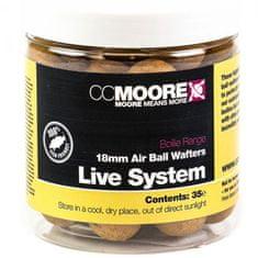 Cc Moore Neutrálne Vyvážené Boilie Live System 18 mm 35 ks