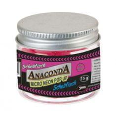 Anaconda micro neón pop-up bez príchute 15g 10 mm