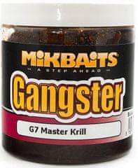 Mikbaits Boilies v dipe Gangster 250 ml