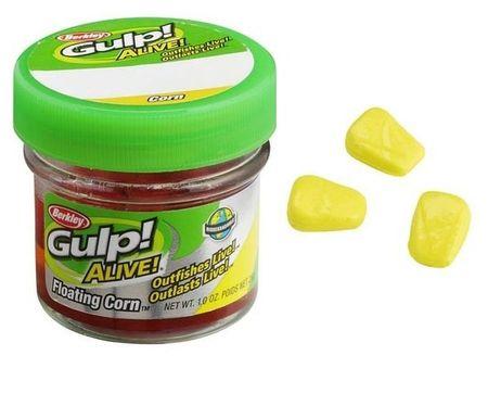 Berkley - Umelé nástrahy Kukurica plávajúca žltá Gulp! alive 50ks