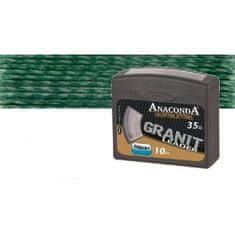 Anaconda šnúra Granit 10 m Green