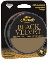 Berkley Spletaná šnúra Black Velvet 110 m black