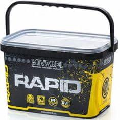 MIVARDI Boilie zmes Rapid Champion Platinum Devil Squid 3 kg