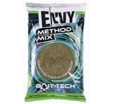 Bait-Tech krmítková zmes envy green hemp & halibut method mix 2 kg