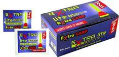 Extra Carp Lite Starlight Svietiace Ampule 4,50 x 39mm