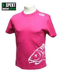 R-SPEKT Detské tričko Carper Kids ružové