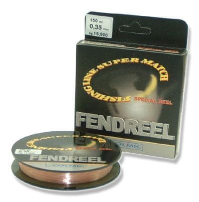 Colmic Vlasec Fendreel 150 m Rúžová 0,25 mm, 8,4 kg