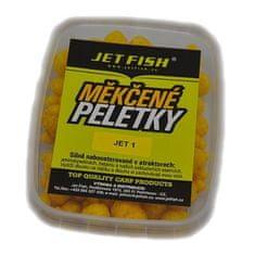 Jet Fish mäkčené peletky 20g