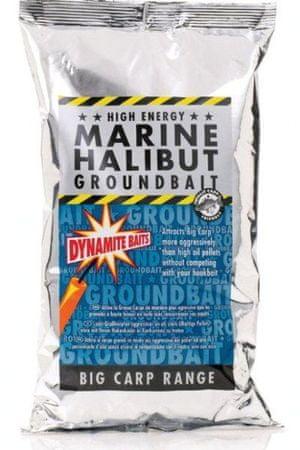 Dynamite Baits krmítková zmes marine Halibut 2 kg
