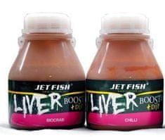 Jet Fish liver booster + dip 250 ml