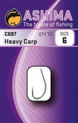 Ashima Háčiky C887 Heavy Carp (10ks)
