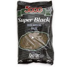 Sensas krmítková zmes 3000 Dark Salty (Čierne - slané) 1 kg