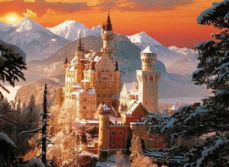 Trefl Puzzle 3000 db Jigsaw Puzzle - 3000 Pieces - Neuschwanstein Castle