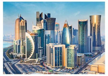 Trefl Puzzle 2000 db Doha, Qatar