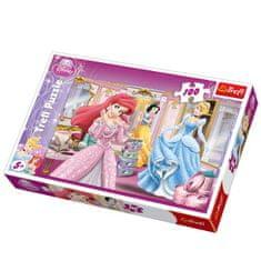 Trefl Puzzle 100 dílků Jigsaw Puzzle - 100 dílků - Disney Princesses : Rea