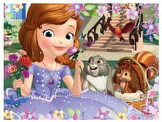 Trefl Princezná Sofia: Voňavá ruža 30 dielikov