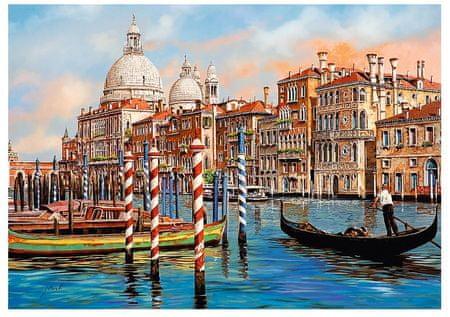 Trefl Puzzle 1000 db Canal Grande, Venice