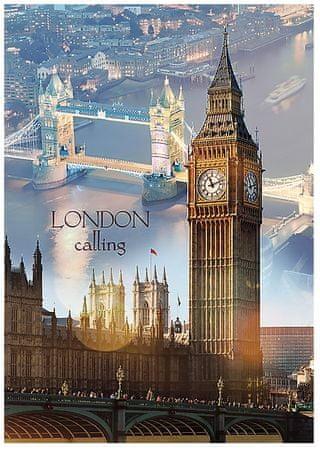 Trefl Puzzle 1000 db London Calling