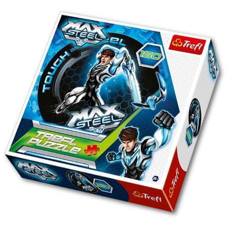Trefl Puzzle 150 db Round Puzzle - Max Steel