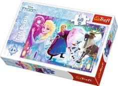 Trefl Frozen 60 dielikov