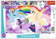 Trefl Frame Puzzle - My Little Pony