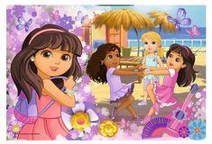 Trefl Dora