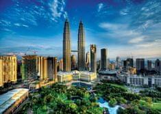 Trefl Puzzle 2000 db Jigsaw Puzzle - 2000 db : Petronas Twin Towers