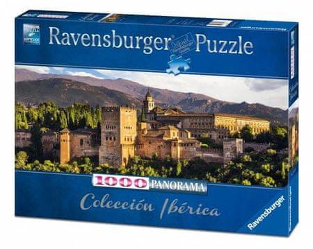 Ravensburger Puzzle 1000 db La Alhambra, Granada