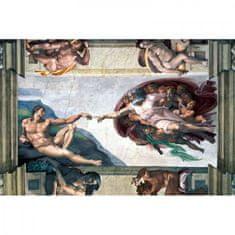 Ravensburger Puzzle 5000 dílků Jigsaw Puzzle - 5000 Pieces - Michelangelo : The Cr