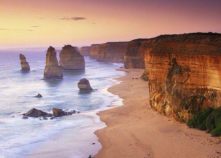 Ravensburger Puzzle 1000 dílků Ocean Road, Australia