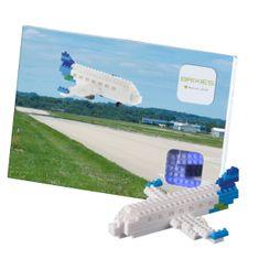 Ravensburger 3D Nano Puzzle - Plane Card