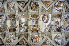 Ravensburger Puzzle 5000 dílků Michel Ange : La Chapelle Sixtine