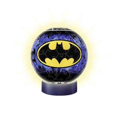 Ravensburger 3D Puzzle Night Edition - Batman