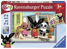 Ravensburger 2 Puzzles - Bing