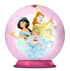 Ravensburger 3D Puzzle-Ball - Disney Princess